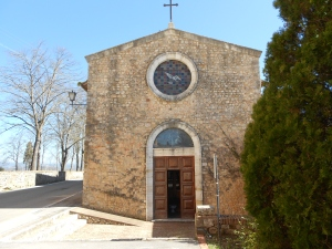 5-Pieve di S. Pietro e Paolo a S. Colomba