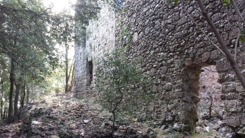 7-le mura esterne
