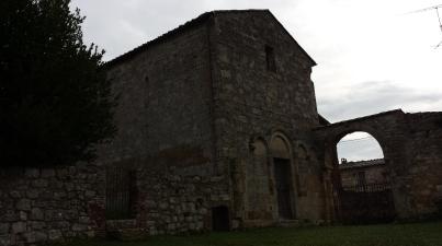 abbazia di santa maria assunta a Coneo